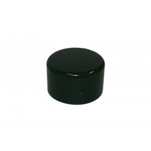 žoga staba cepure Dia:48mm apaļa, zaļa