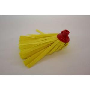 Grīdas mazgājamais mops dzeltens