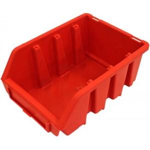 Kaste Ergobox 2 sarkana