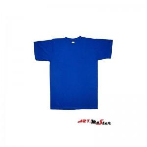 T-krekls kokvilna zils L