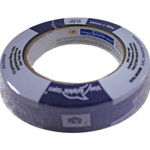 Līmlenta krāsošanas UV PRO 38mm 50m zila UV izturība 14 dienas
