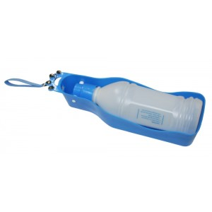 Ūdens pudele suņiem