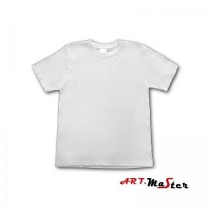 T-krekls kokvilnas balts L