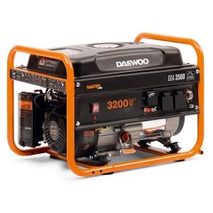 Ģenerators, benzīna DAEWOO GDA 3500