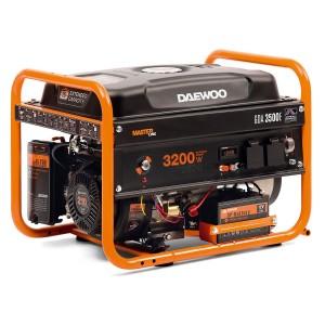 Ģenerators, benzīna DAEWOO GDA 3500E