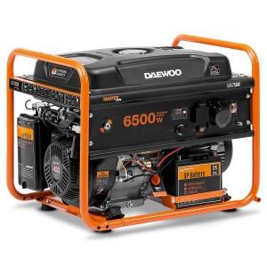 Ģenerators, benzīna DAEWOO GDA 7500E