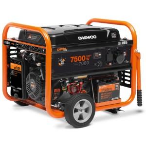 Ģenerators, benzīna DAEWOO GDA 8500E
