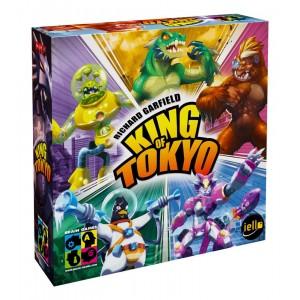 Spēle King of Tokyo