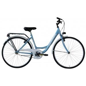 "Venere pilsētas velosipēds 26"" (zils)"