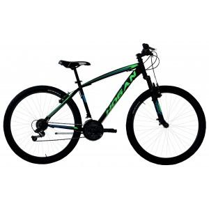 """Hogan MTB kalnu velosipēds 27,5"""" (melns)"""