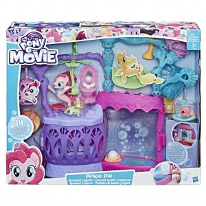 HASBRO MY LITTLE PONY Ponijs ar lagūnu