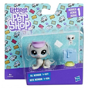 HASBRO LITTLEST PET SHOP komplekts