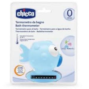Chicco Vannas termometrs Apaļā zivtiņa, zils