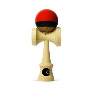 OKendama Candy - Red Apple - ZERO1 shape, Beech wood / RUSH paint