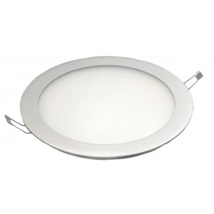 LED panelis 18 W, diametrs 22 cm