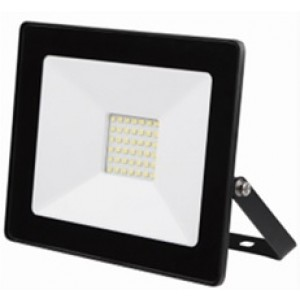 Prožektors LED 50W melns