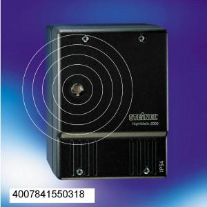 Tumsas detekt.melns NightMatic2000