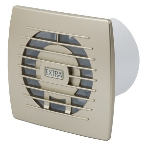 Ventilators EXTRA d100mm zelt.