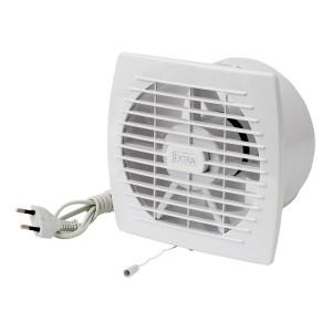 Ventilators EXTRA d150mm ar vadu un slēdzi