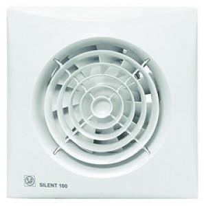 Ventilators Silent 100 CZ ar gult.mot. un vārstu