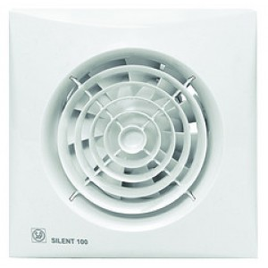 Ventilators Silent 200 CZ ar gultņa mot. un vārstu