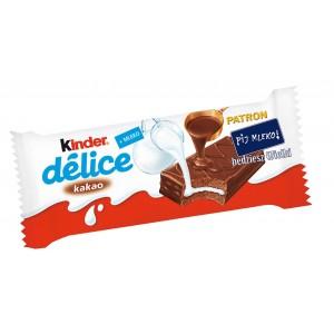 KINDER DELICE kakao biskvīts, 39g