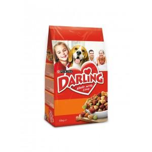 DARLING suņu sausā barība (vista, dārzeņi) 10kg