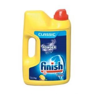 FINISH pulveris trauku mazgāšanas automātiem LEMON 2.5kg