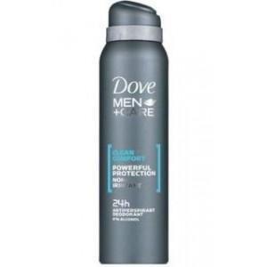 DOVE MEN CLEAN COMFORT spray, 150ml