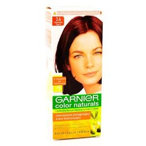 GARNIER Color Naturals matu krāsa nr.3.6 110ml