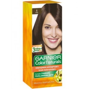 GARNIER Color Naturals matu krāsa nr.4 110ml