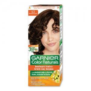 GARNIER Color Naturals matu krāsa nr.4.3 110ml