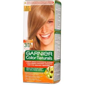 GARNIER Color Naturals matu krāsa nr.8.1 110ml