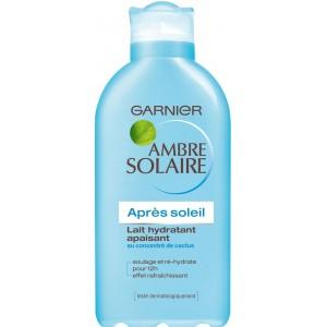 GARNIER AMBRE SOLAIRE pieniņš pēc sauļošanās 200ml