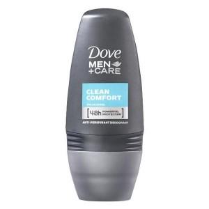 DOVE MEN CLEAN COMFORT roll-on dezodorants, 50ml