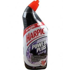 HARPIC POWER PLUS wc tīrīšanas līdzeklis SPRING POWER 750ml