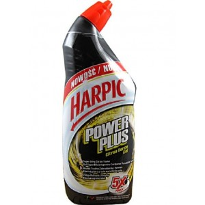 HARPIC POWER PLUS wc tīrīšanas līdzeklis CITRUS FORCE 750ml