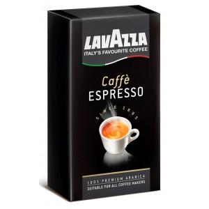 LAVAZZA Espresso maltā kafija vakuuma iepakojumā, 250g