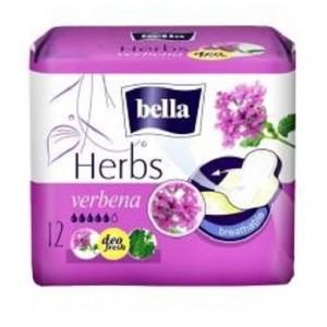 BELLA Herbs verbenes higiēniskās paketes 12gb