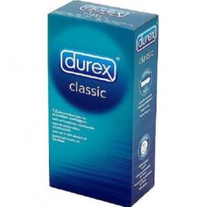 DUREX prezervatīvi Classic N12