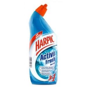 HARPIC wc tīrīšanas līdzeklis MARINE active gel 750ml