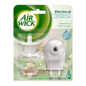 AIR WICK ELECTRICAL gaisa atsvaidzinātājs Linen in the Air complete 19ml