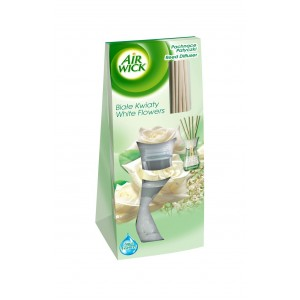 AIR WICK aromātiskie kociņi Fresh Linen in the Air 30ml
