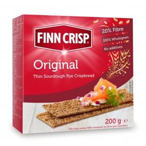 FINN CRISP sausmaizītes plānās Original 200g