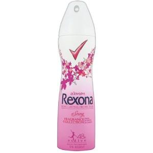 REXONA SPRAY SEXY izsmidzināmais dezodorants sievietēm, 150ml