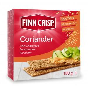 FINN CRISP sausmaizītes plānās Coriander 180g