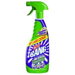 CILLIT BANG izsmidzināms tīrīšanas līdzeklis Grease & Smudges 750ml