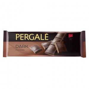 PERGALE tumšā šokolāde 250g