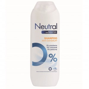 NEUTRAL šampūns pretblaugznu, 250ml