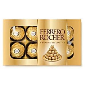 FERRERO ROCHER konfektes, 100g